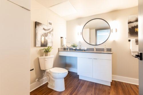 Cityplace Bathroom
